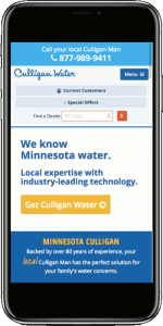 MN Culligan Web Development
